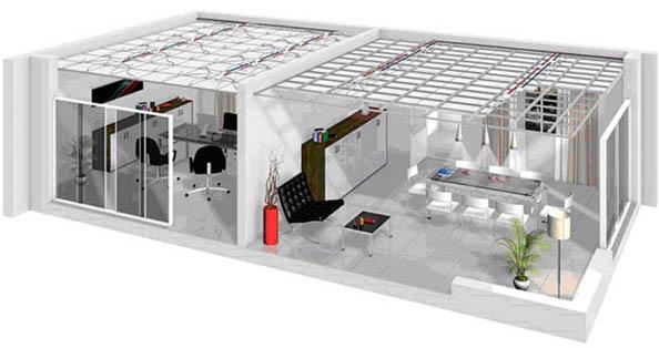 Raffrescamento a soffitto condizionatore manuale istruzioni for Caldaia euroterm manuale